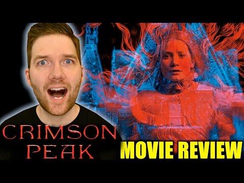 Crimson Peak - Movie Review