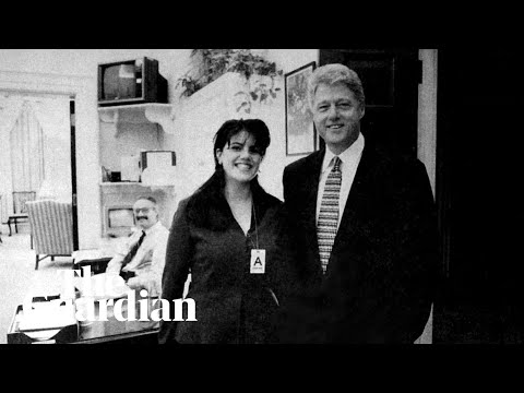 Watch extracts from upcoming docuseries, The Clinton Affair