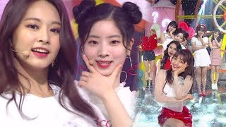 Video 《Comeback Special》 TWICE(트와이스) - What is Love? @인기가요 Inkigayo 20180415 MP3, 3GP, MP4, WEBM, AVI, FLV April 2018