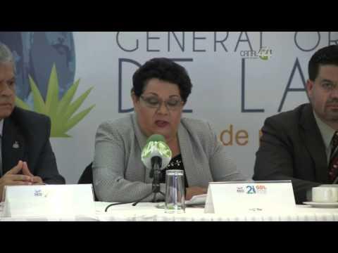 XXIV Asamblea en Hermosillo Sonora