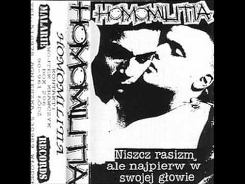 Homomilitia - Niszcz Rasizm, Ale Najpierw W Swojej Głowie