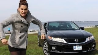 2014 HONDA ACCORD COUPE EX-L V6 REVIEW AND TEST DRIVE | HERB CHAMBERS HONDA