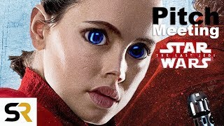 Download Youtube: Star Wars: The Last Jedi #ScreenRantPitchMeeting