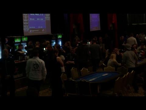 Irish Open Poker 2017. Final Table