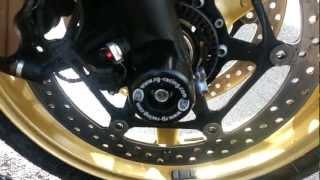 4. 2010 Honda CBR CBR1000 RA-A Fireblade
