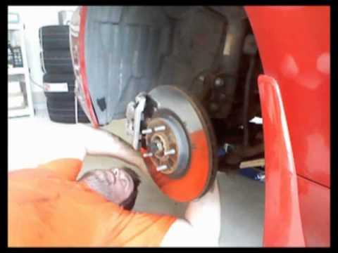 2005 Nissan Altima Ser. 2005 Nissan Altima SE-R Brake