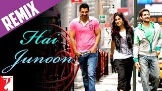 Hai Junoon - New York - Remix Video
