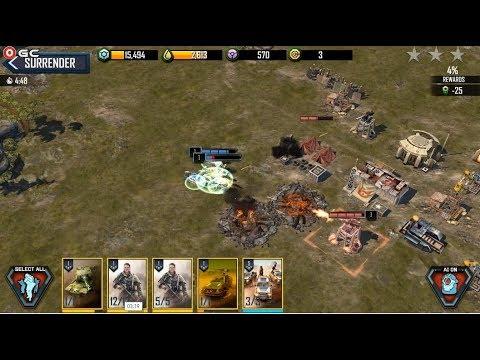 War Commander Rogue Assault / 3D Strategy Online War Games / Android Gameplay FHD #4