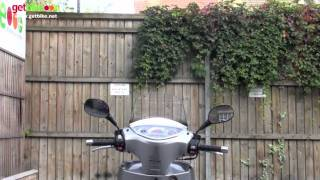3. Kymco People S 125 Walk-around by GetBike - XUM
