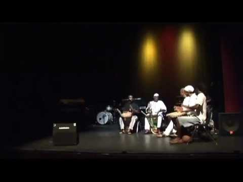 Tribute to The Ancestors, Justice Boateng feat First AfriKan and Uhuru Drummers