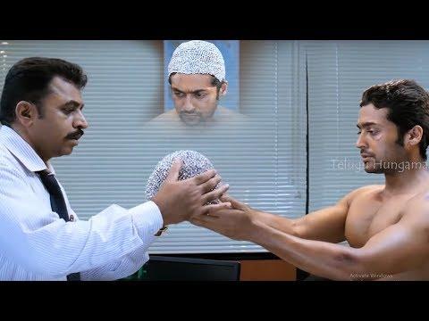 Surya Intelligent Interesting Scene   Telugu Movies   Telugu Hungama