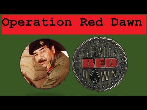 Operation Red Dawn by US Military सद्दाम हुसैन कैसे पकड़ा गया था? Invasion of Iraq by USA