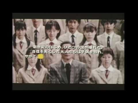Battle Royale (2000) HD trailer