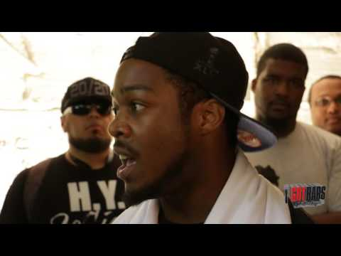 D BOOGZ VS TWAYNE // iGOT BARS BATTLE LEAGUE // HOSTED BY HURRICANE DU - TWR