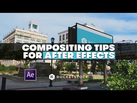 Compositing Basics In After Effects | RocketStock
