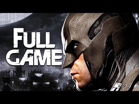 Batman Arkham Knight Full Game Walkthrough | Longplay (100% Knightfall Protocol)