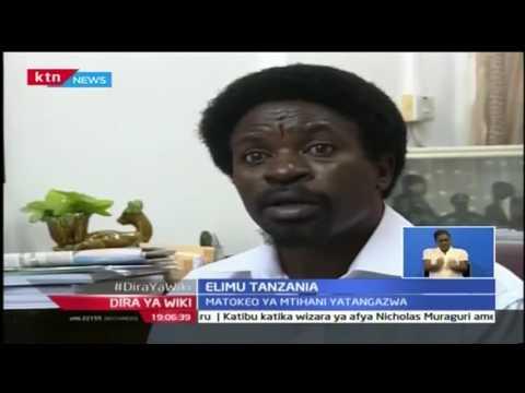 Dira ya Wiki: Tanzania limetangaza wahitimu wa elimu ya msingi ambao watajiunga na shule za upili