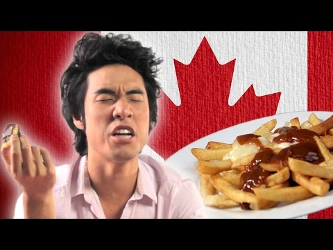 VIDEO: Americans Try Canadian Snacks