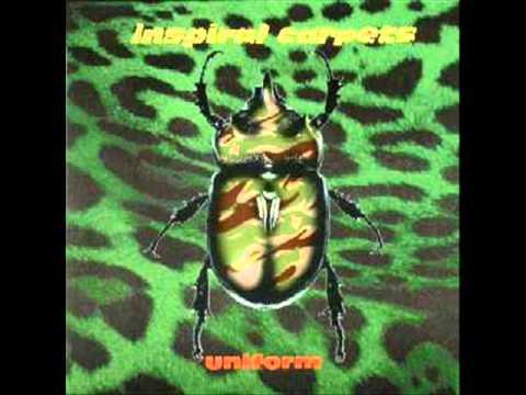 Tekst piosenki Inspirial Carpets - Theme from devil hopping po polsku