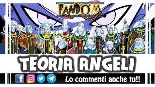 Download Video Dragon Ball Super Teoria: Scontro tra Divinità, Mortali ed Angeli - Fandom MP3 3GP MP4