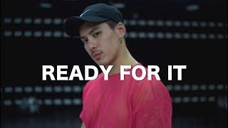 Video Ready for it - Taylor Swift | Whyan Choreography | GH5 Dance Studio MP3, 3GP, MP4, WEBM, AVI, FLV Maret 2018