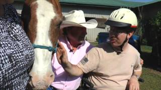 Wounded Warriors on Horse Tales
