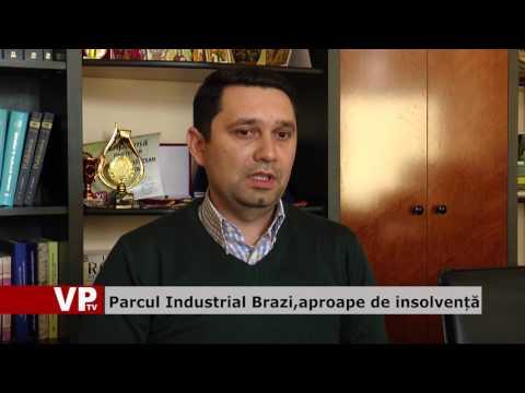 Parcul Industrial Brazi, aproape de insolvență