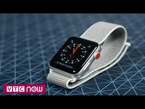 Bản tân trang Apple Watch LTE rẻ hơn 100 USD | VTC1 - Thời lượng: 61 giây.