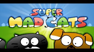 Super Mad Cats YouTube video