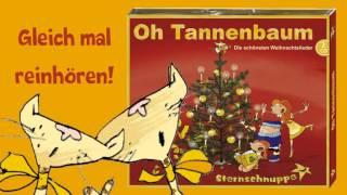 Kinderlieder Sternschnuppe - Weihnachtslieder - Oh Tannenbaum - Reinhören!