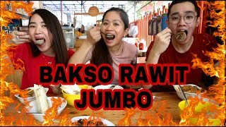 Video BAKSO RAWIT JUMBO FT. Rida Adventure - DM Life | Mukbang | Eating Show MP3, 3GP, MP4, WEBM, AVI, FLV Oktober 2017
