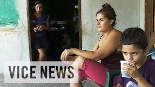 Subscribe to VICE News here: http://bit.ly/Subscribe-to-VICE-News Last summer, Americans were stunned by images of children...