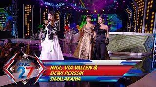 Inul, Via Vallen, Dewi Perssik [SIMALAKAMA] - Kilau Raya MNCTV 27 (20/10)