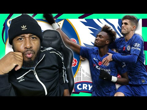 Chelsea vs Crystal Palace 2-0 | Abraham & Pulisic Score Again | Six PL Wins In A Row