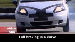 Sistemul de franare cu ABS de la Bosch