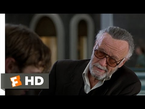 Mallrats (7/9) Movie CLIP - Stan Lee Dating Wisdom (1995) HD