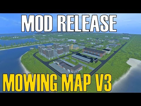 Mowing Map v3.0