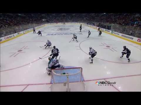 missle - Drew Doughty fires a bullet past Antti Niemi to give the Kings a 2-0 lead in the 2nd period on 5/16/13.