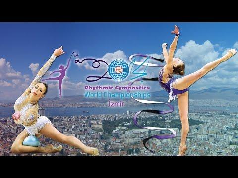 2014 World Rhythmic Gymnastics Championships - Hoop & Ball Final (видео)