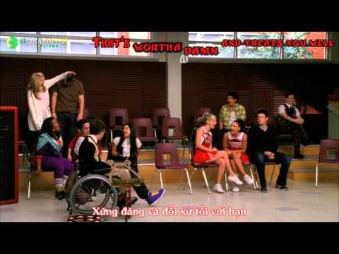 Glee S01E14 HELL O ViETSuB TH (видео)