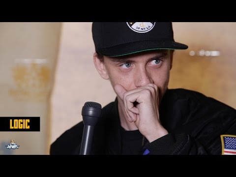 """Logic Interview: """"I Don't F*** With Nobody, I Don't Go Outside, Just Me, My Fiancee, and My Puppy"""""""