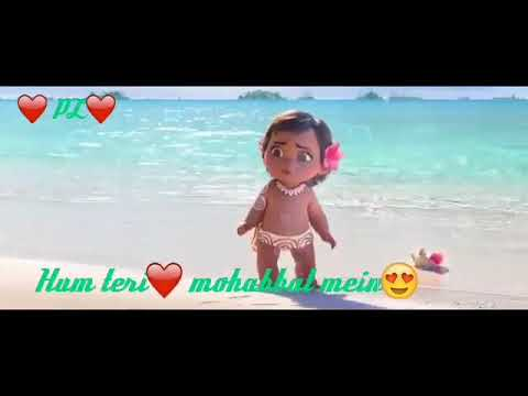 Video Hum Teri Mohabbat Mein Yun Pagaal Rahte Hain....... WhatsApp status video download in MP3, 3GP, MP4, WEBM, AVI, FLV January 2017