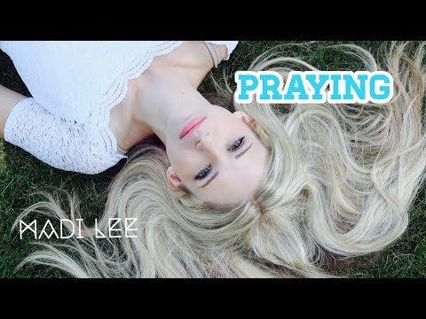 """Kesha  """"Praying"""" Cover"""