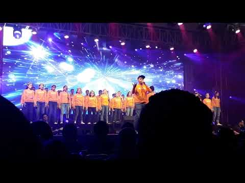 Tulus - Manusia Kuat (Cover By Glorify The Lord Ensemble) At Grand City Ballroom , Surabaya