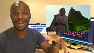 """Star Wars: The Last Jedi Behind The Scenes Reaction""""It's about family and that's what's so powerful about it"""" - Carrie FisherYOU CAN FOLLOW ME ON THESE!TWITTER: https://twitter.com/biga85glINSTAGRAM: https://www.instagram.com/biga85gl/BLOG: https://themancgeek.blogspot.com"""