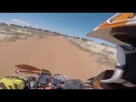 Circuito Potiguar de Rally Baja 2014 - Etapa Guamaré 2º Dia