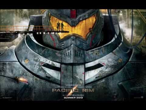 Pacific Rim OST Soundtrack - 01 -  MAIN THEME by Ramin Djawadi (видео)