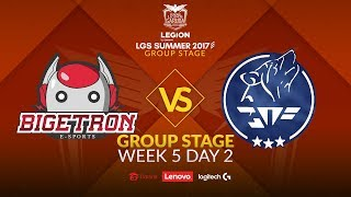 LGS Summer 2017 W5D2 (Bo3) Bigetron Esports vs GNF Esports League Garuda Series atau yang lebih dikenal dengan sebutan...