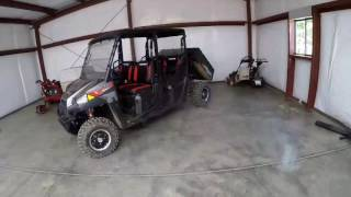 3. 17 Polaris ranger 570 midsize crew review