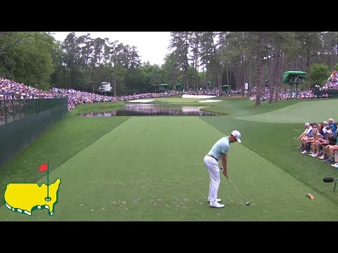 Justin Thomas Hole-In-One - Thời lượng: 27 giây.